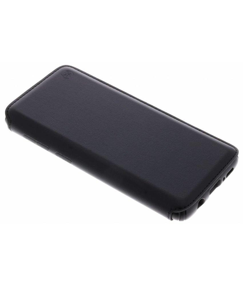 Speck Zwart Presidio Folio Leather Case Samsung Galaxy S9