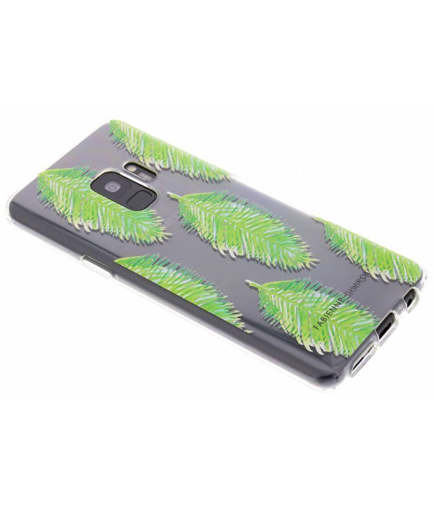 Fabienne Chapot Design Softcase Backcover Samsung Galaxy S9