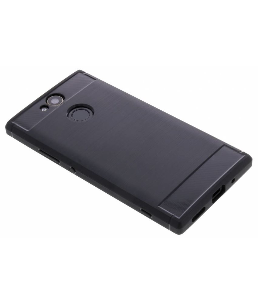 Brushed Backcover Sony Xperia XA2