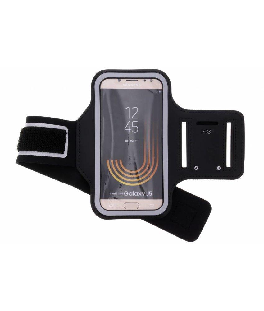 Zwart sportarmband Samsung Galaxy J5 (2017)