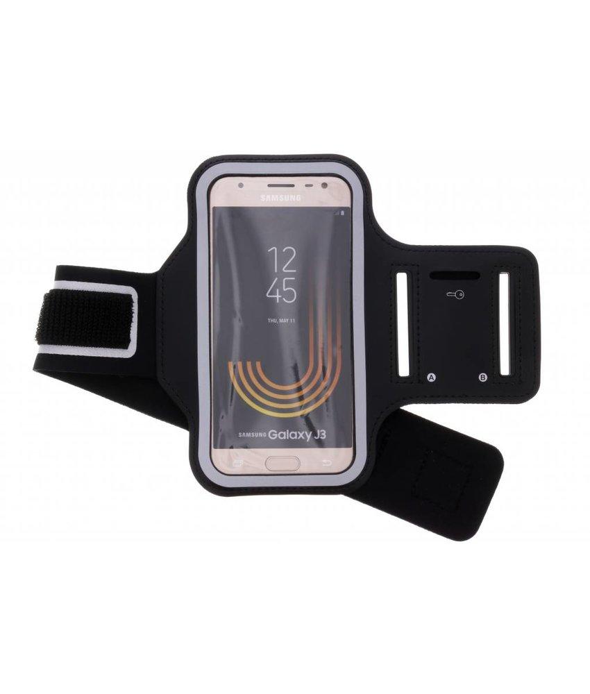Zwart sportarmband Samsung Galaxy J3 (2017)