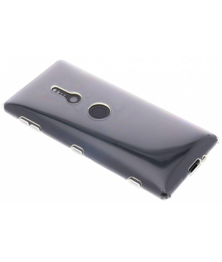 Softcase Backcover Sony Xperia XZ2