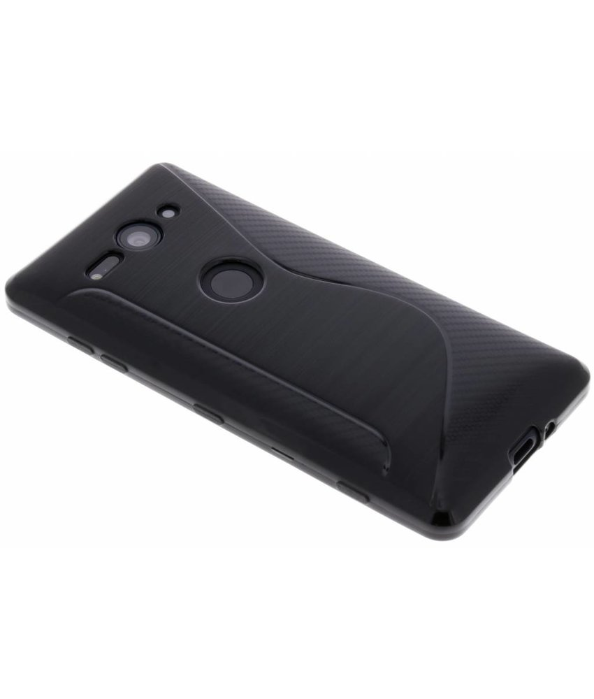 S-line Backcover Sony Xperia XZ2 Compact