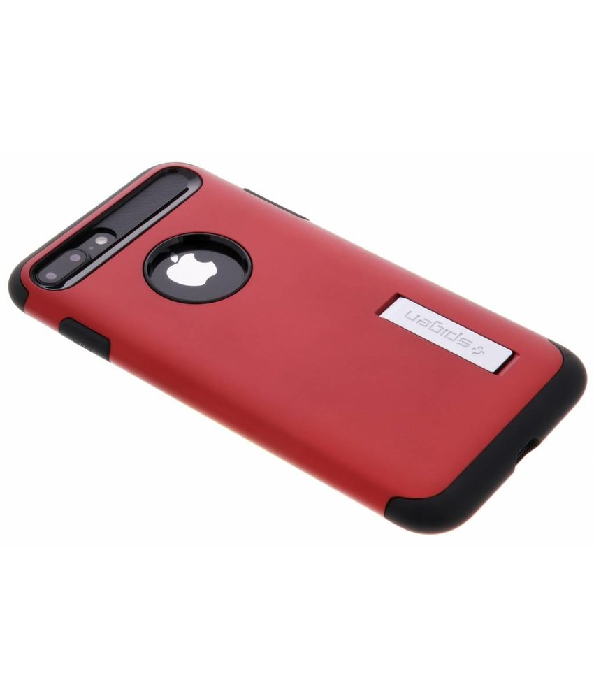 Spigen Slim Armor Backcover iPhone 8 Plus / 7 Plus