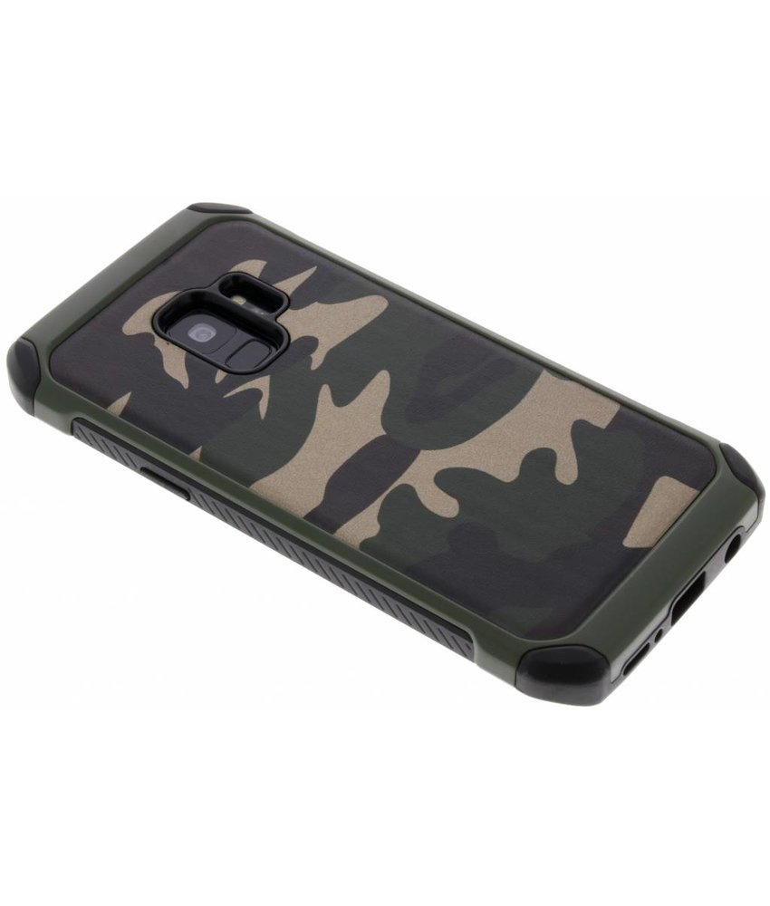 Army Defender Backcover Samsung Galaxy S9