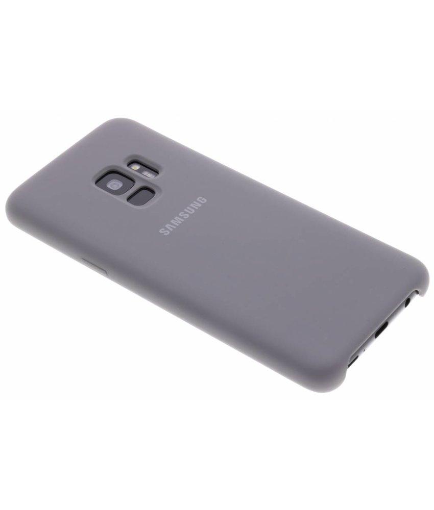 Samsung Silicone Backcover Samsung Galaxy S9