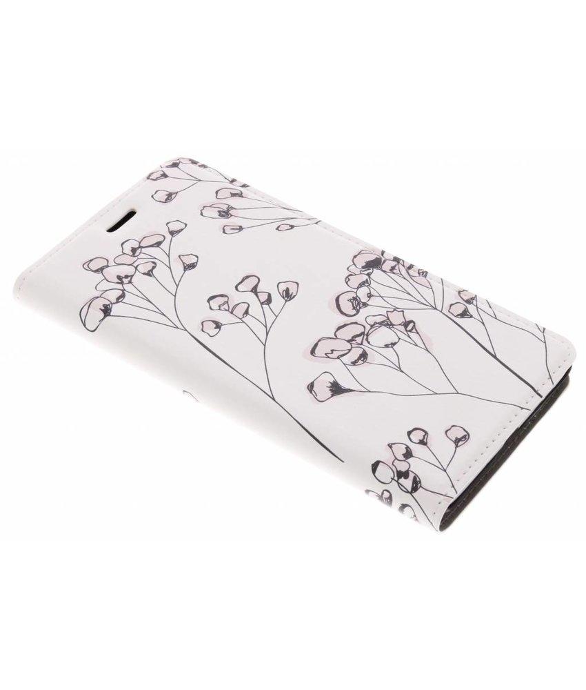 Design Hardcase Booktype Nokia 8