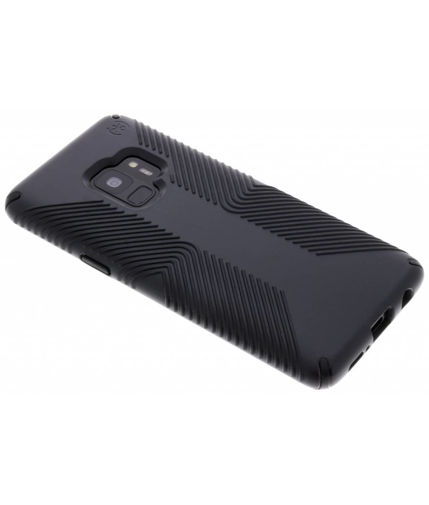 Speck Zwart Presidio Grip Case Samsung Galaxy S9
