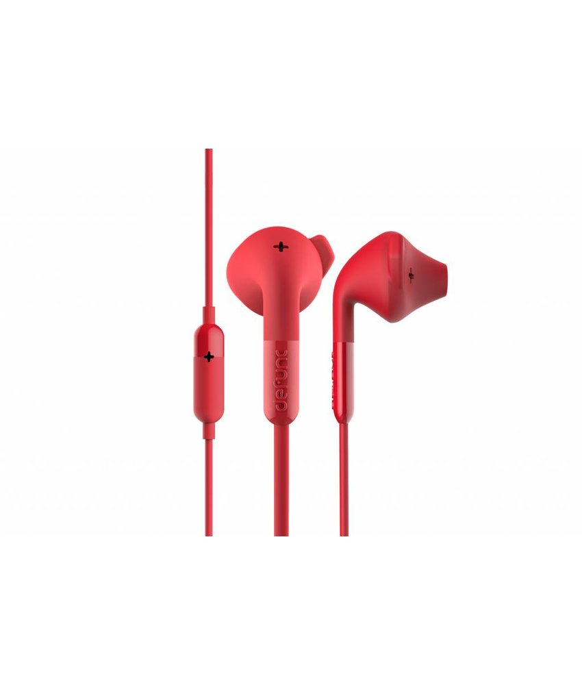 DeFunc Rood Hybrid Earphones