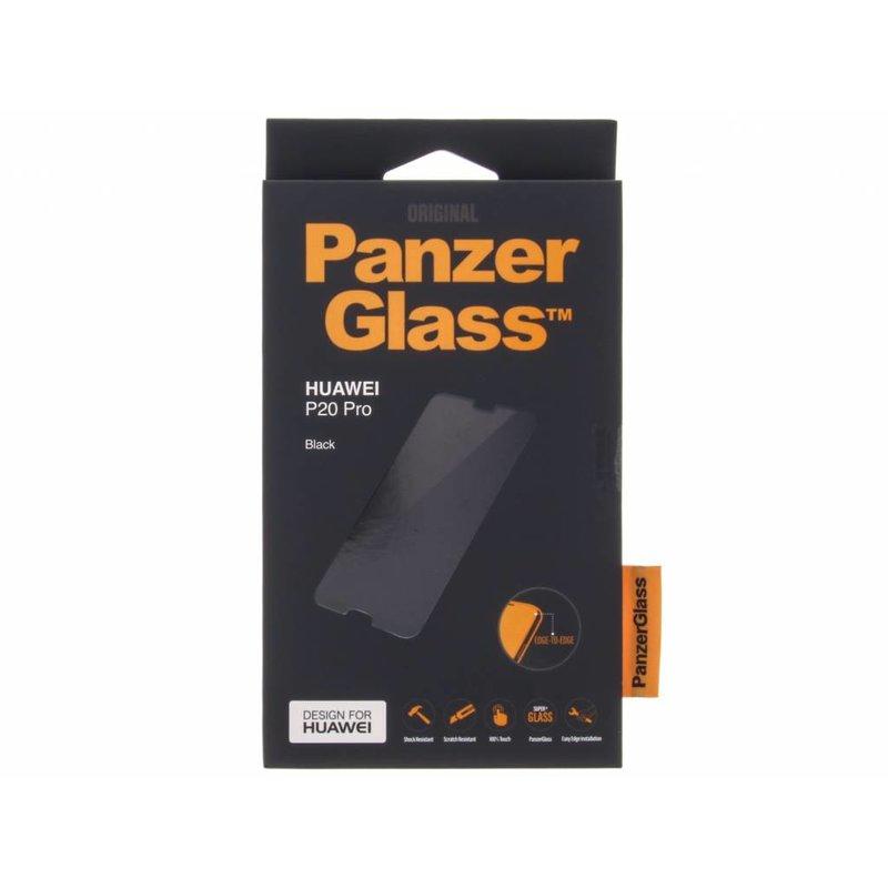 PanzerGlass Zwart Premium Screenprotector Huawei P20 Pro