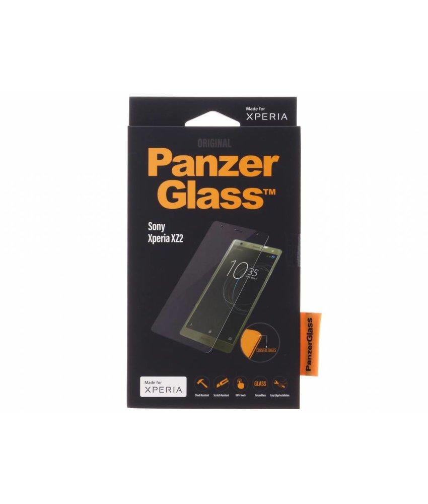 PanzerGlass Screenprotector Sony Xperia XZ2