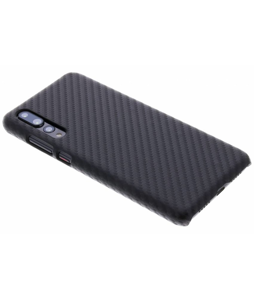 Carbon Hardcase Backcover Huawei P20 Pro