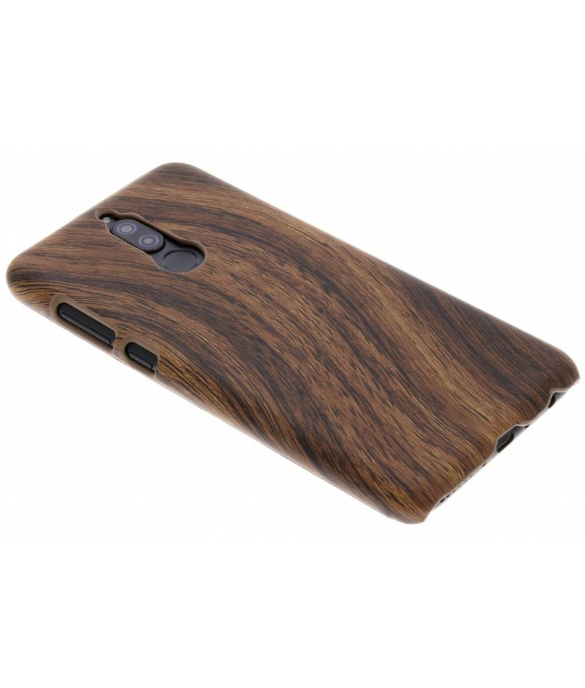 Hout Design Backcover Huawei Mate 10 Lite
