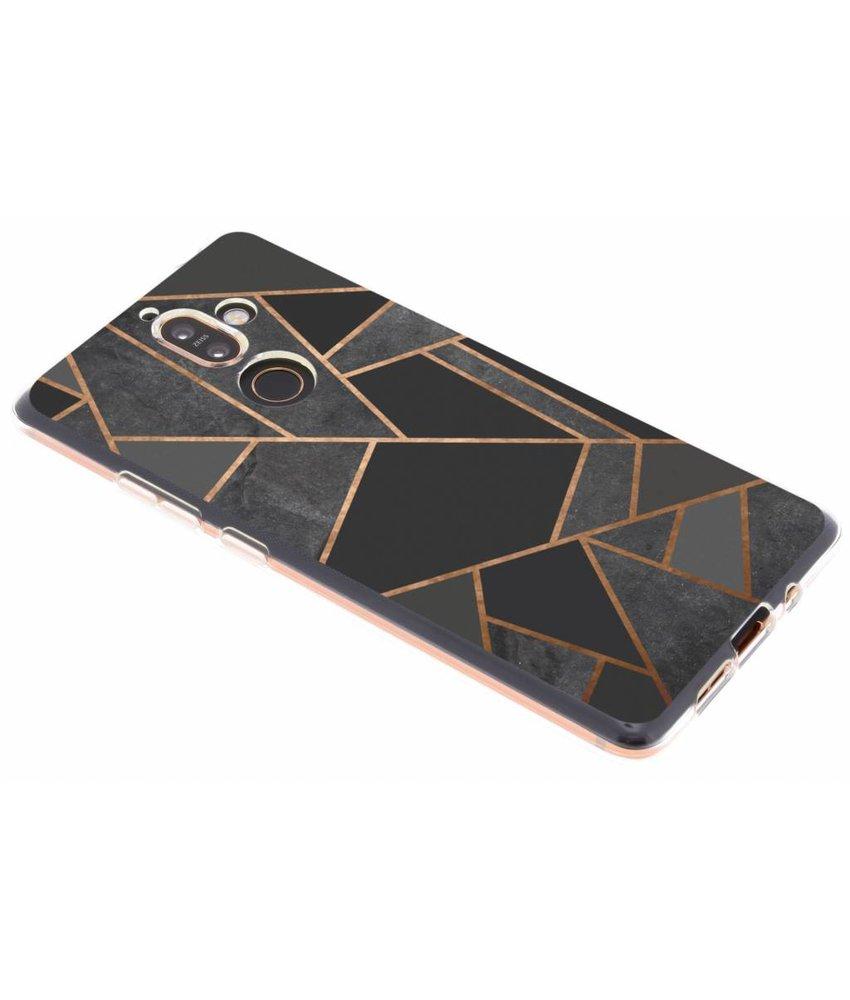 Design TPU hoesje Nokia 7 Plus