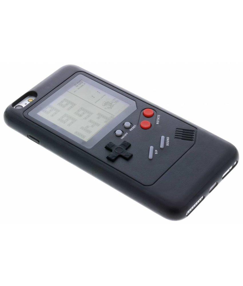 Zwart Game Boy hardcase hoesje iPhone 6(s) Plus