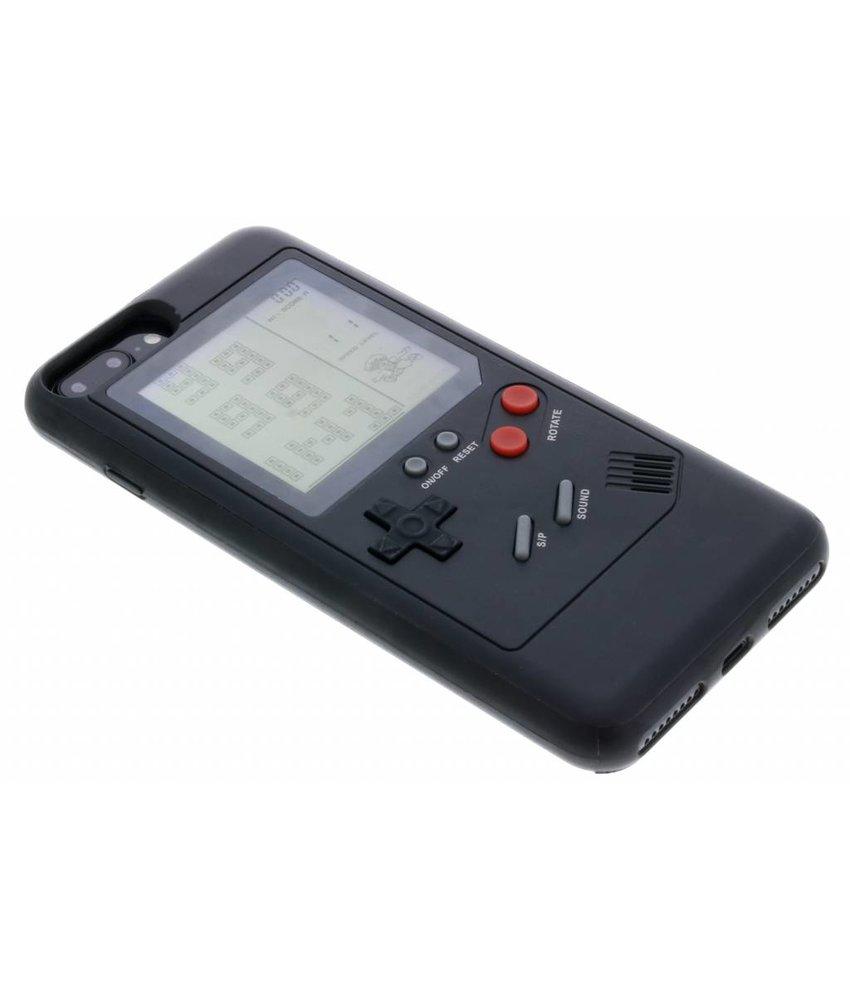 Zwart Game Boy hardcase hoesje iPhone 8 Plus / 7 Plus