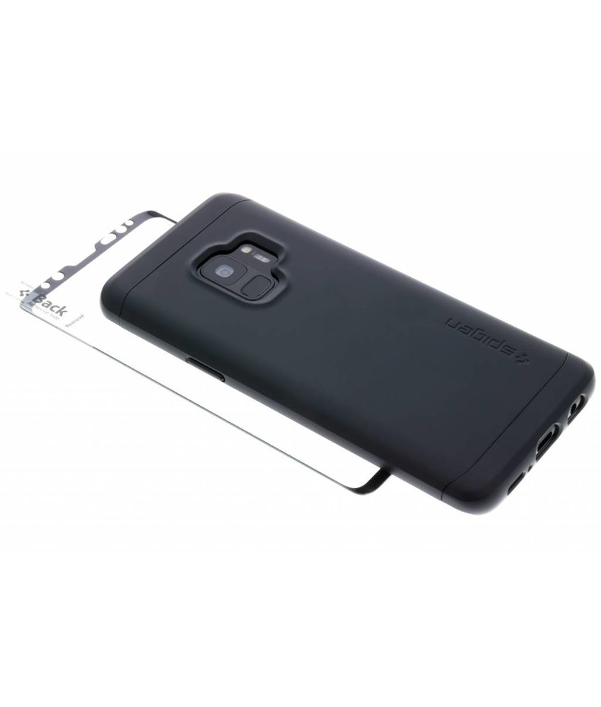 Spigen Thin Fit 360° Backcover Samsung Galaxy S9