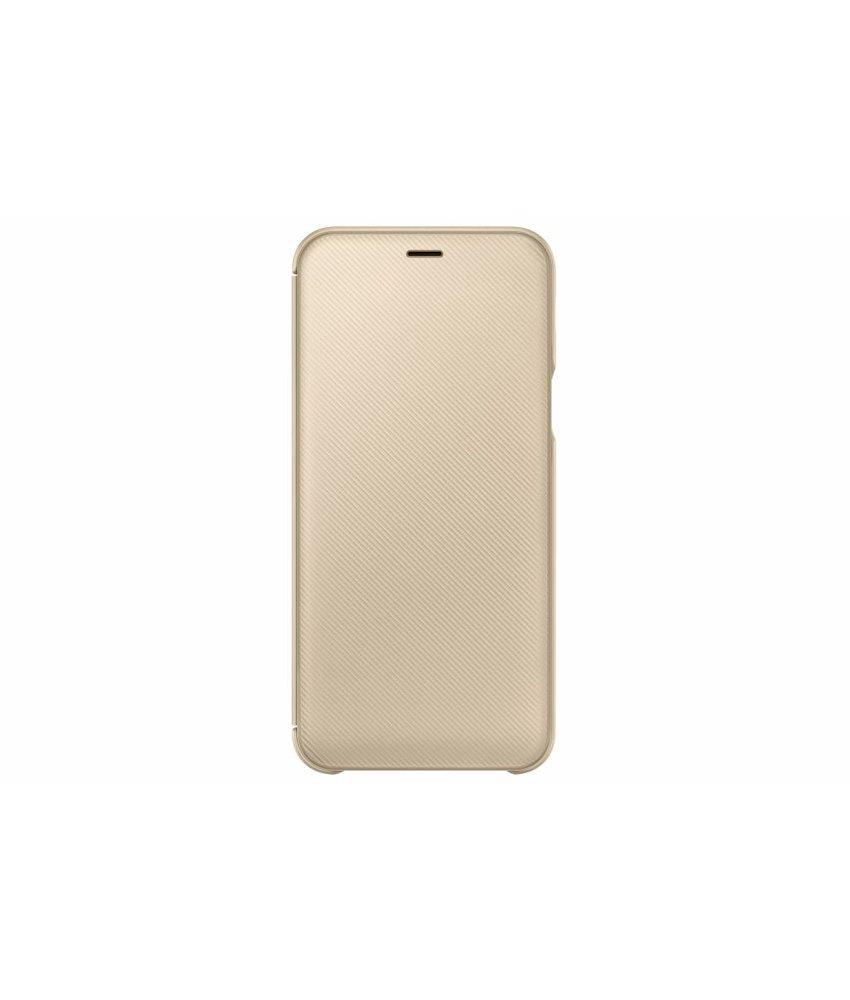 Samsung Wallet Booktype Samsung Galaxy A6 (2018)