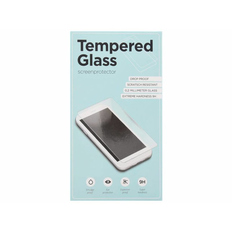 Gehard glas case friendly screenprotector Galaxy S7 Edge