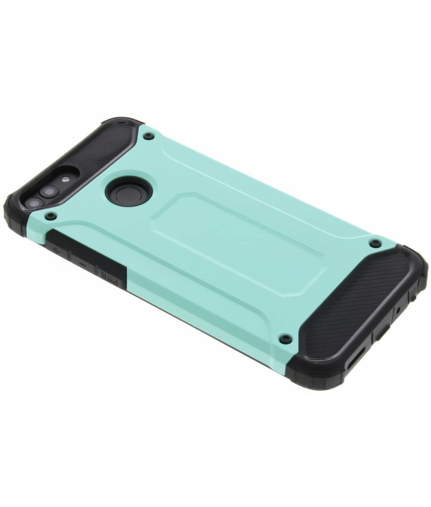 Mintgroen Rugged Xtreme Case Huawei P Smart