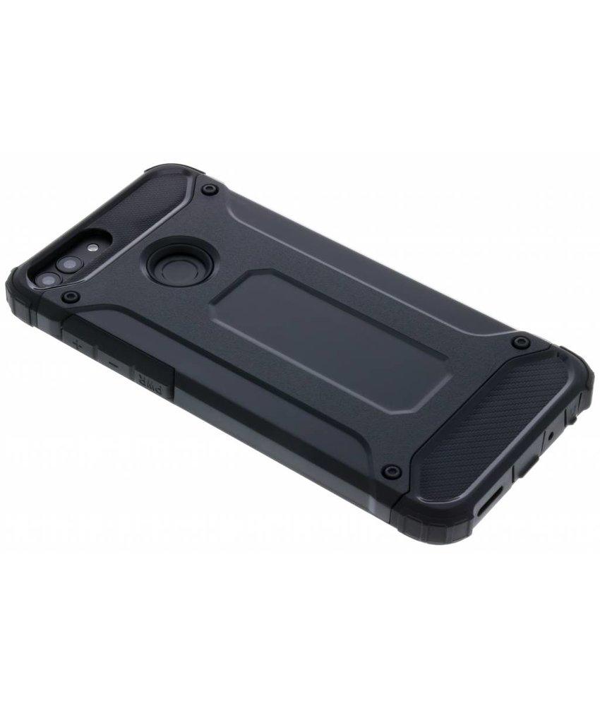 Zwart Rugged Xtreme Case Huawei P Smart