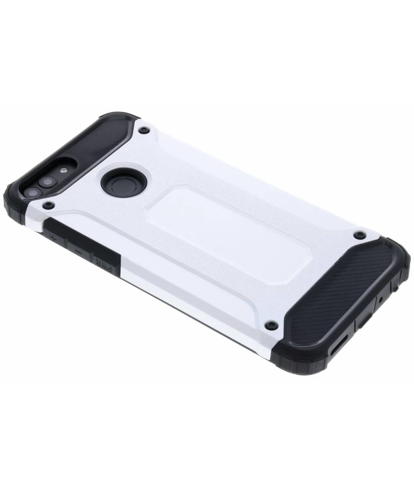 Zilver Rugged Xtreme Case Huawei P Smart