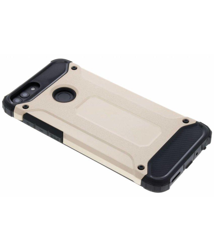 Goud Rugged Xtreme Case Huawei P Smart