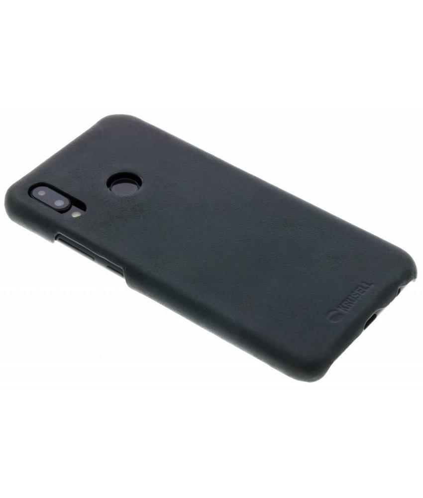 Krusell Zwart Sunne Cover Huawei P20 Lite