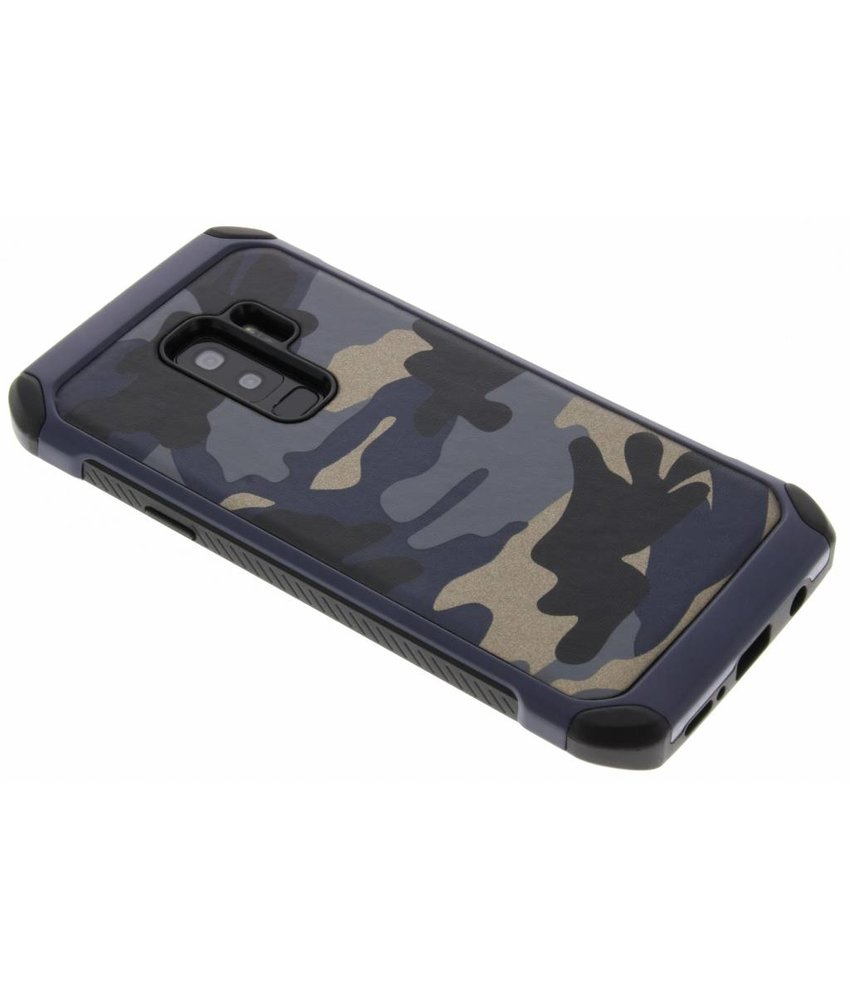 Army Defender Backcover Samsung Galaxy S9 Plus