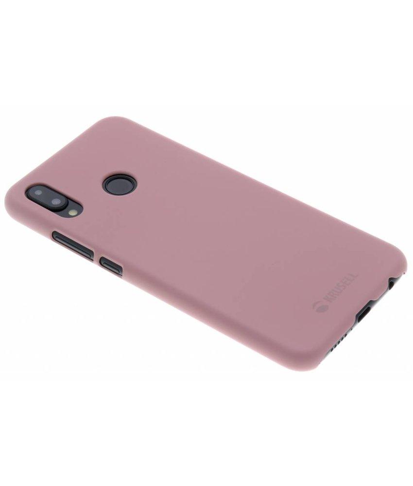 Krusell Rosé Goud Nora Cover Huawei P20 Lite