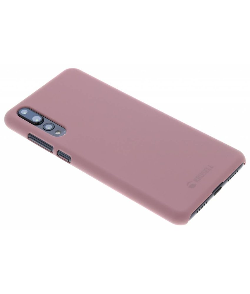 Krusell Rosé Goud Nora Cover Huawei P20 Pro