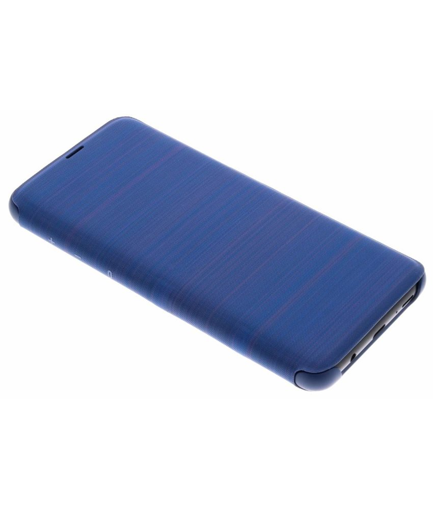 Samsung Blauw originele LED View Cover Galaxy S9 Plus
