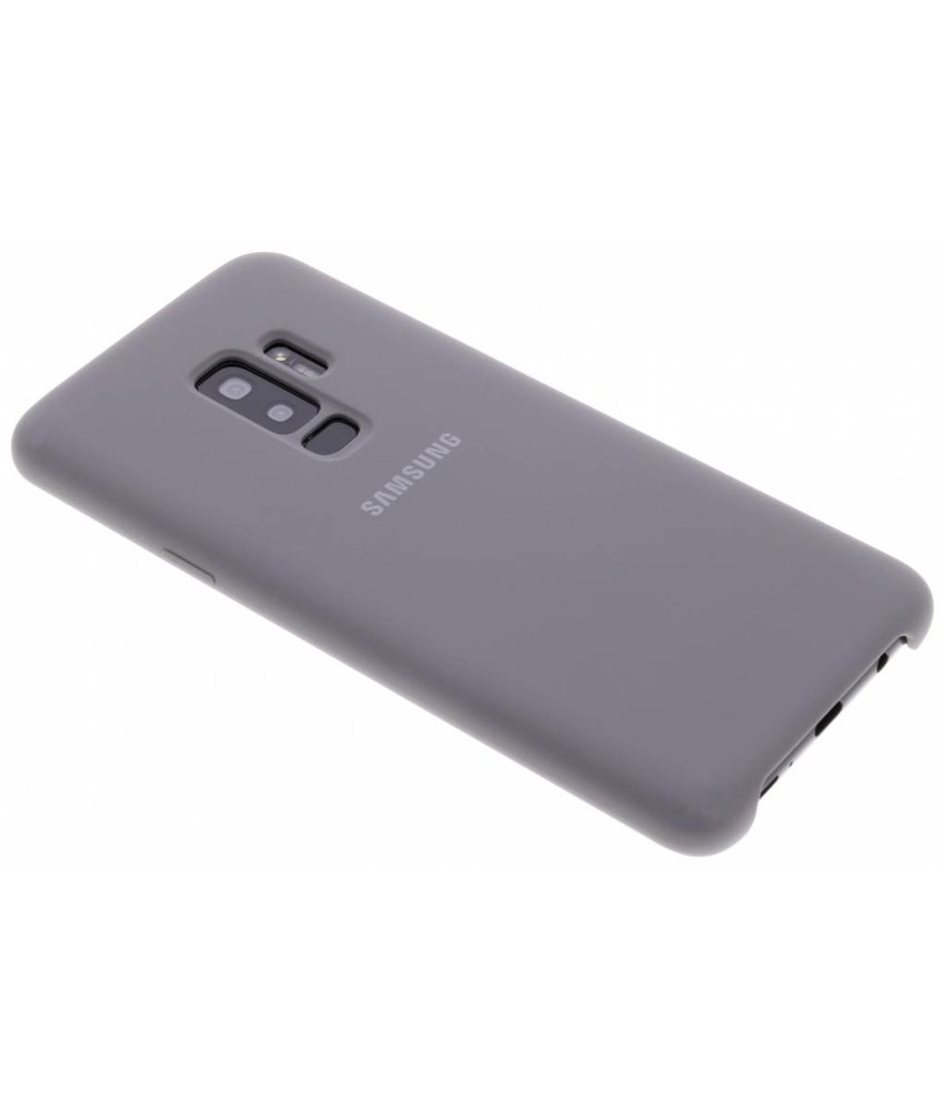 Samsung Silicone Backcover Samsung Galaxy S9 Plus