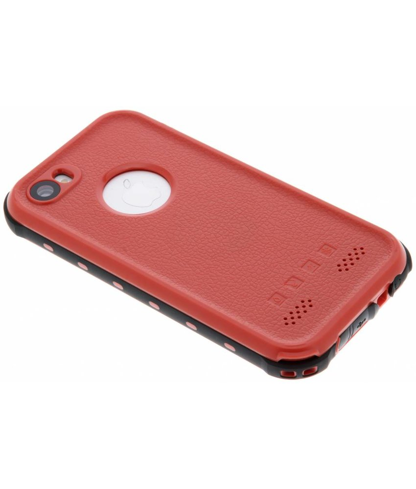 Redpepper Rood Dot Plus Waterproof Case iPhone 5 / 5s / SE