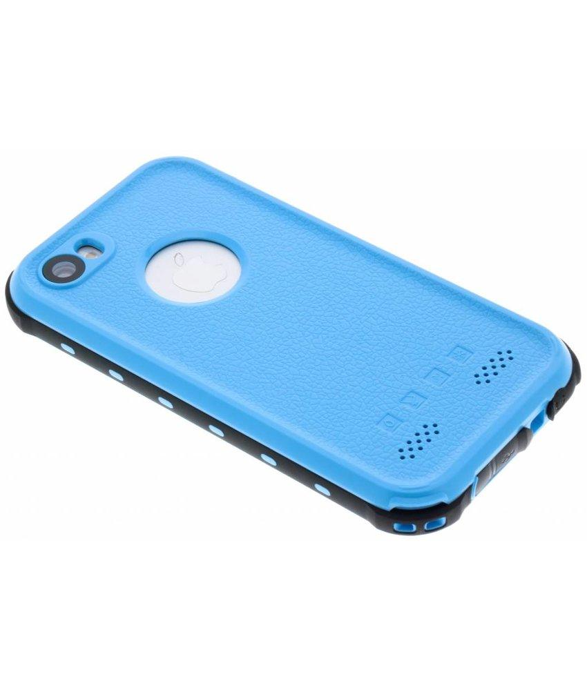 Redpepper Blauw Dot Plus Waterproof Case iPhone 5 / 5s / SE