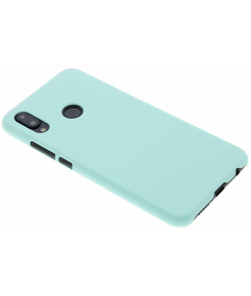 Mintgroen pastel hardcase hoesje Huawei P20 Lite