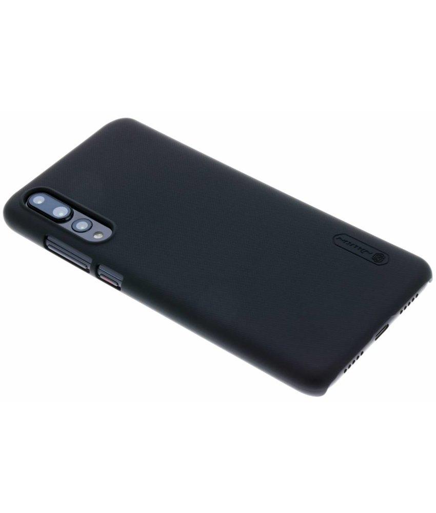 Nillkin Zwart Frosted Shield hardcase hoesje Huawei P20 Pro