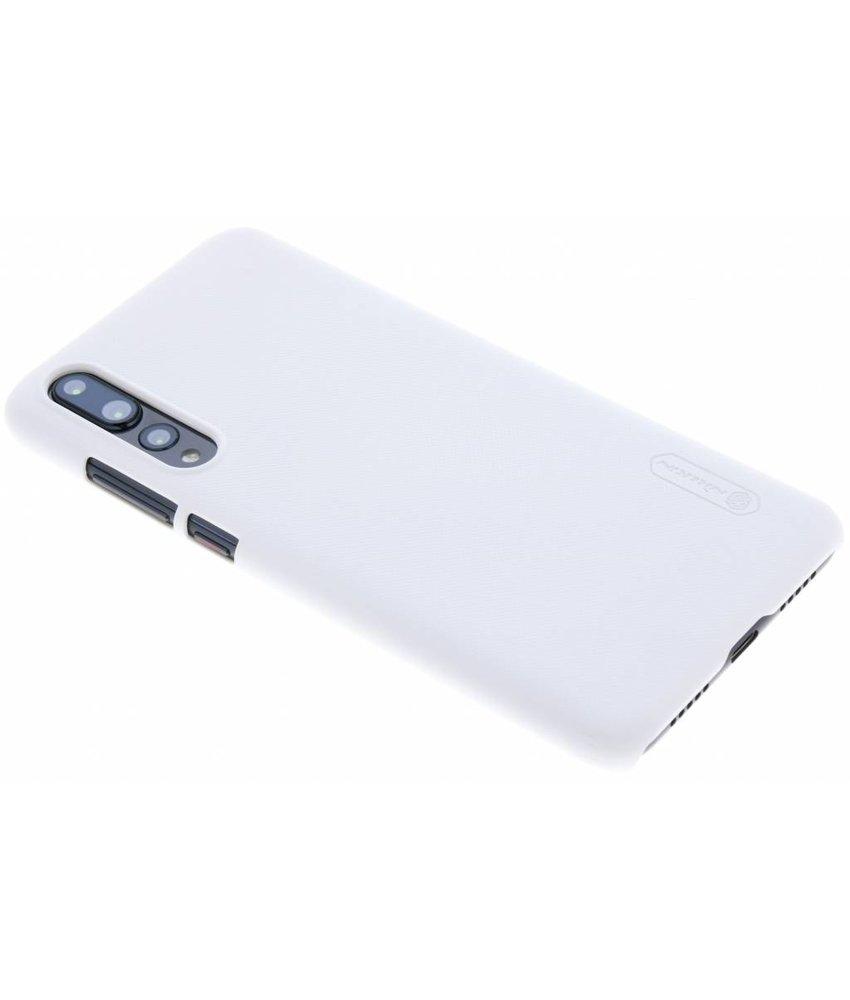 Nillkin Wit Frosted Shield hardcase hoesje Huawei P20 Pro