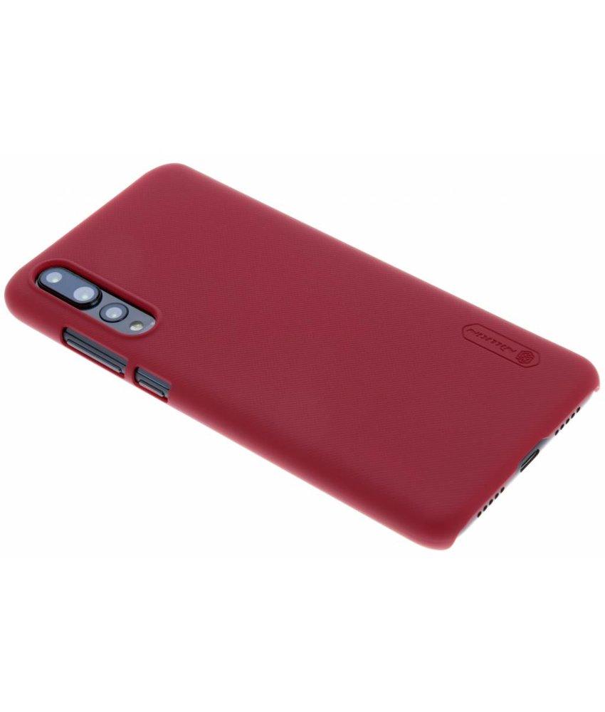 Nillkin Rood Frosted Shield hardcase hoesje Huawei P20 Pro