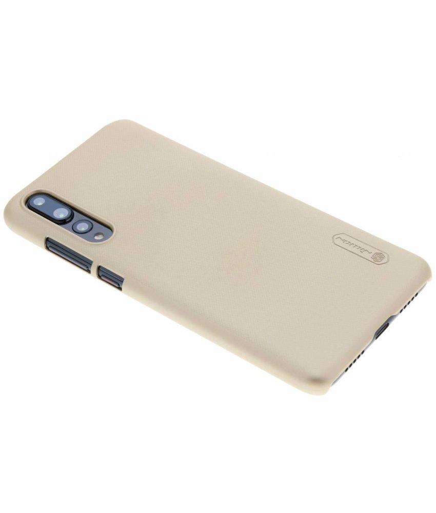 Nillkin Goud Frosted Shield hardcase hoesje Huawei P20 Pro