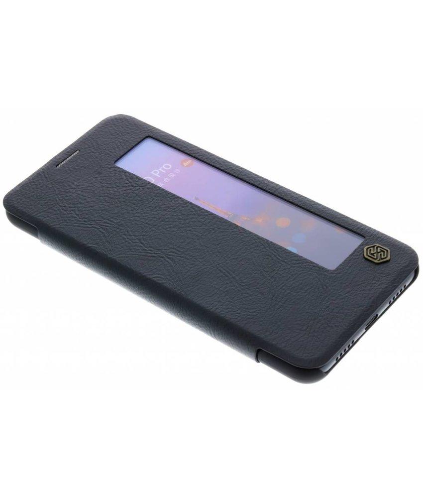 Nillkin Qin Leather Slim Booktype Huawei P20 Pro