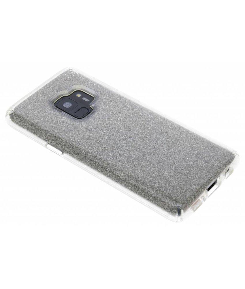 Speck Presidio Clear + Glitter Backcover Samsung Galaxy S9