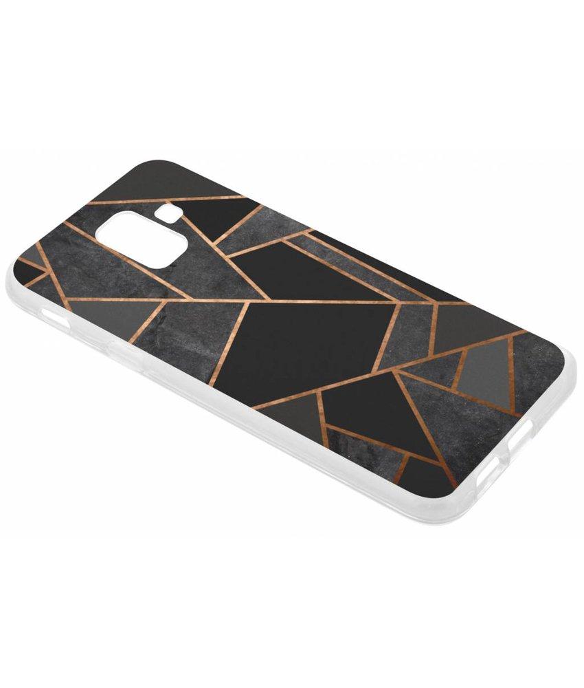 Design TPU hoesje Samsung Galaxy A6 (2018)