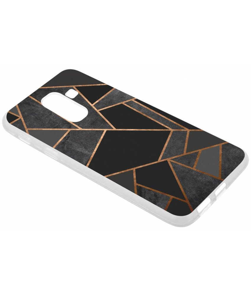 Design TPU hoesje Samsung Galaxy A6 Plus (2018)