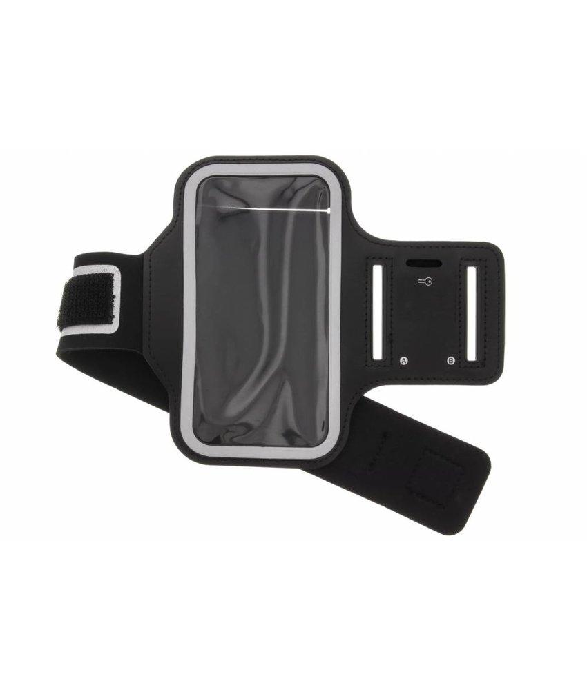 Zwart sportarmband Huawei Y7 (2018)