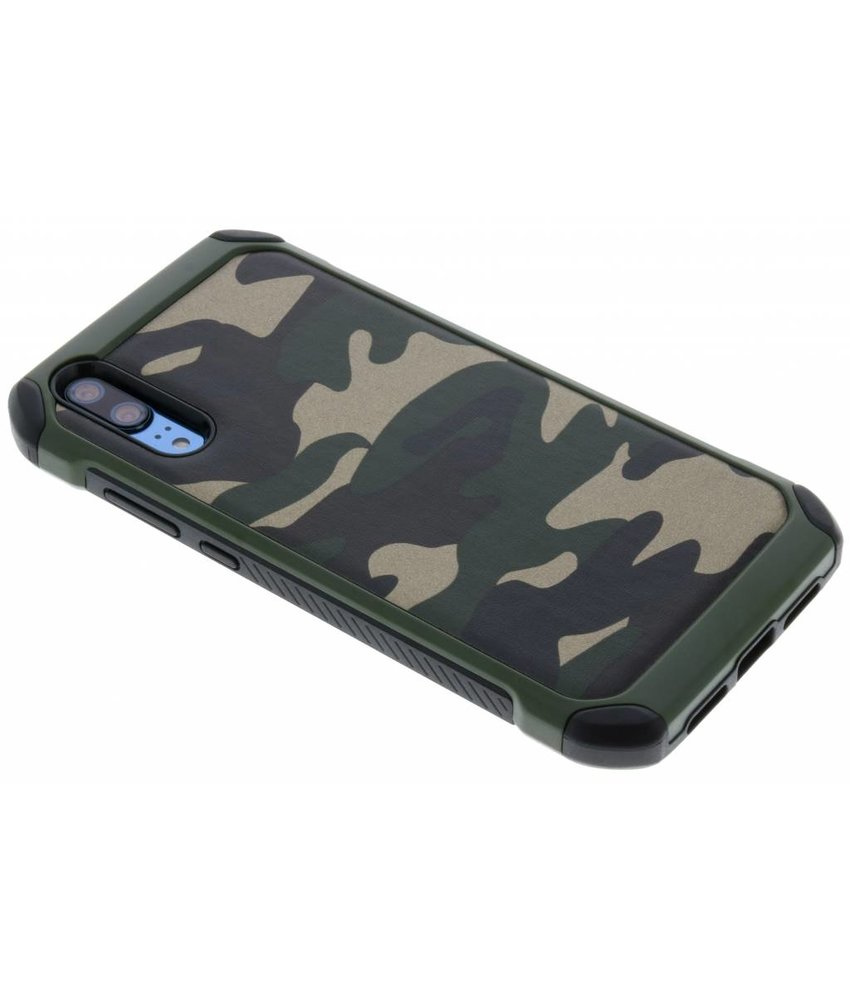 Army Defender Backcover Huawei P20
