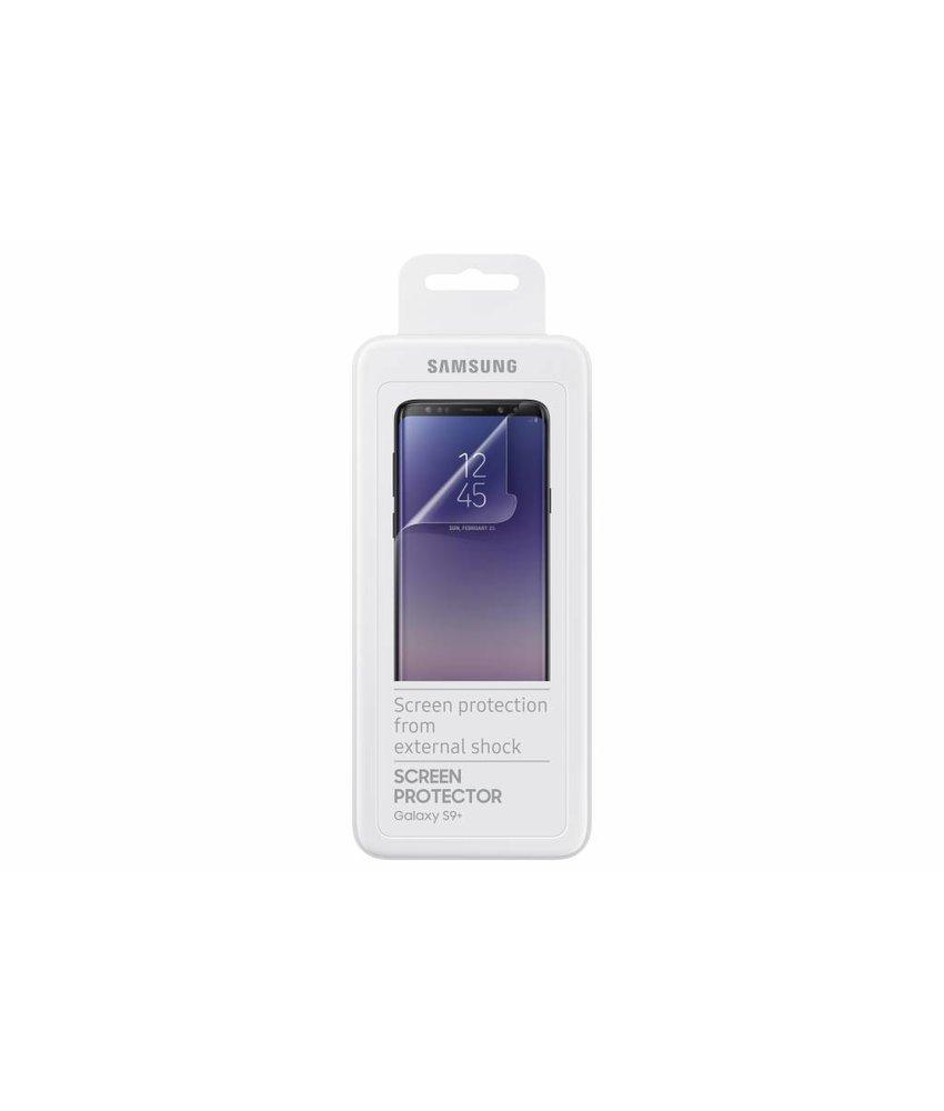 Samsung Screenprotector Samsung Galaxy S9 Plus