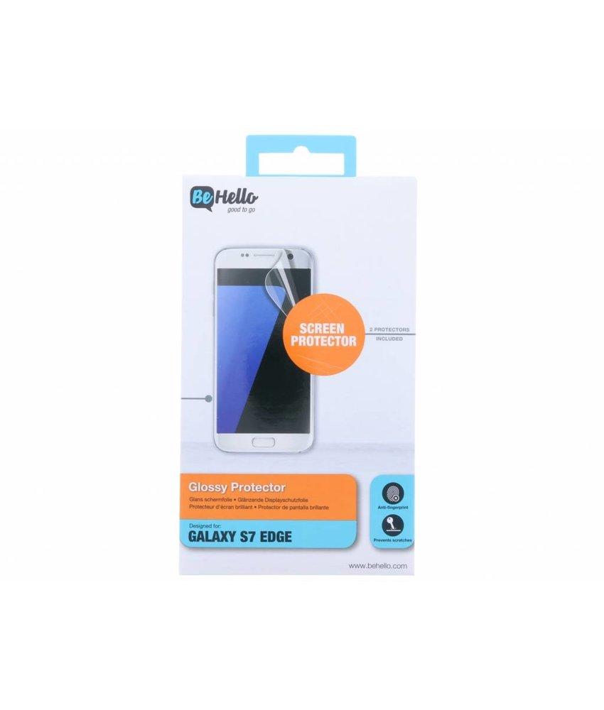 Be Hello Glossy Screen Protector Samsung Galaxy S7 Edge
