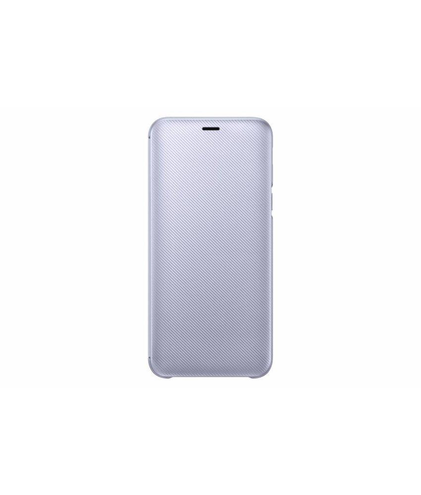 Samsung Wallet Booktype Samsung Galaxy J6