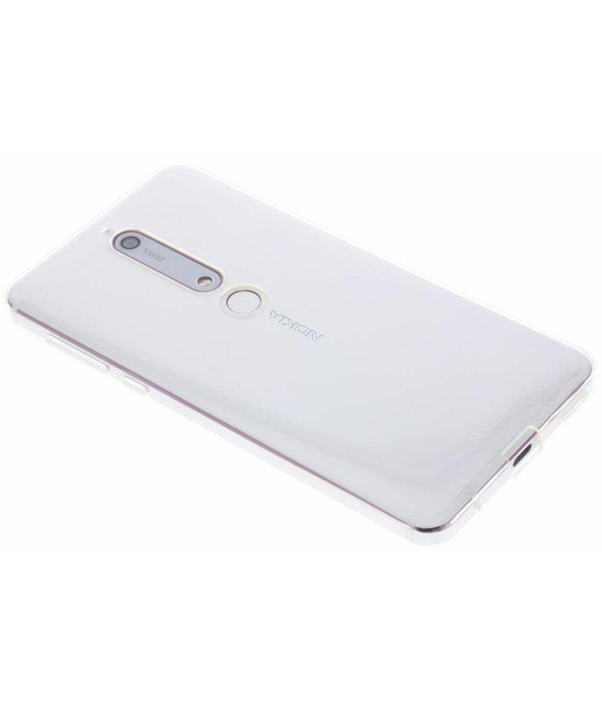 Nokia Slim Crystal Case Nokia 6 (2018)